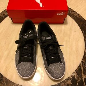 Puma Bling Bling Sparking Sneakers Size 7/7.5